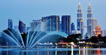 المسافات بين مدن ماليزيا السياحية
