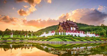 أجمل الأماكن السياحية في شنغماي